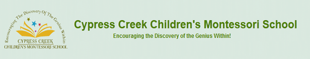 Cypress creek montessori frisco school
